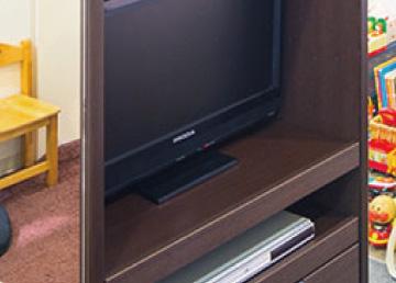 託児所のある美容室 テレビ DVD